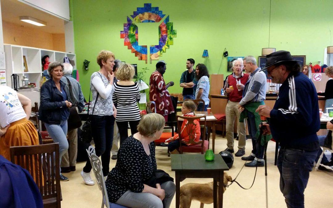 Levendige Publieksdag van Nijmegen Stad van Compassie