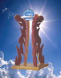 Logo De Vredes Koffer