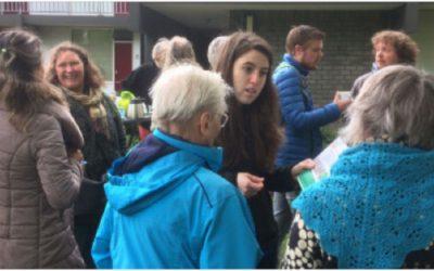 Straatkoffie, een initiatief van Nijmegen stad van Compassie