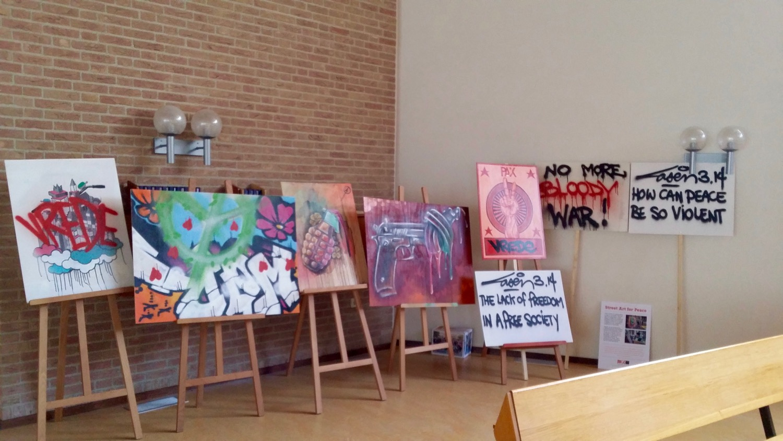 14.b. PAX Streetart for Peace3