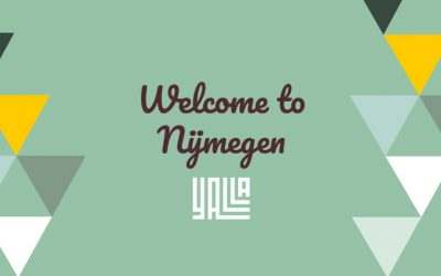 Welcome to Nijmegen (Yalla Foundation)