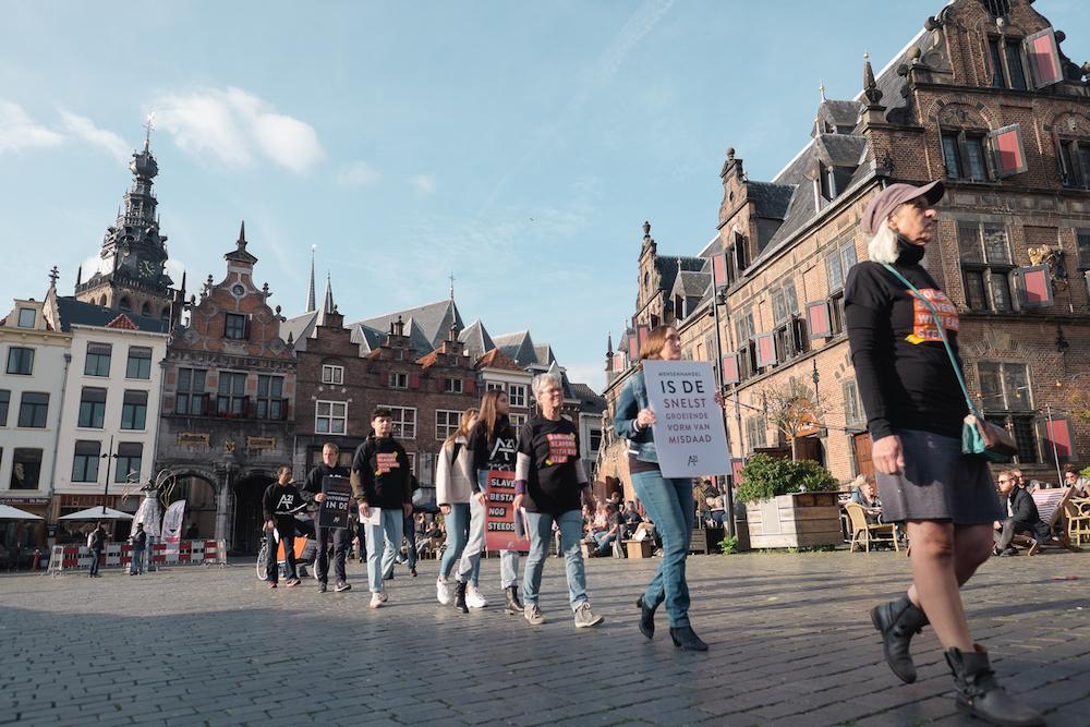 Walk For Freedom Nijmegen