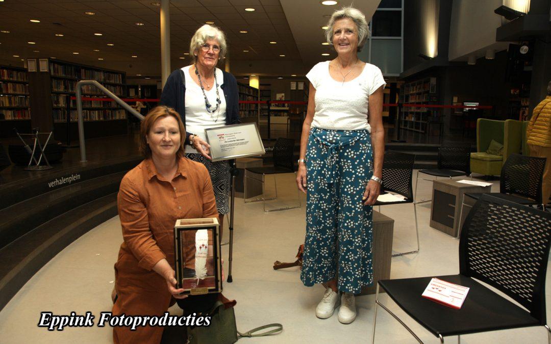 Compassiepluim Nijmegen 2020 uitgereikt