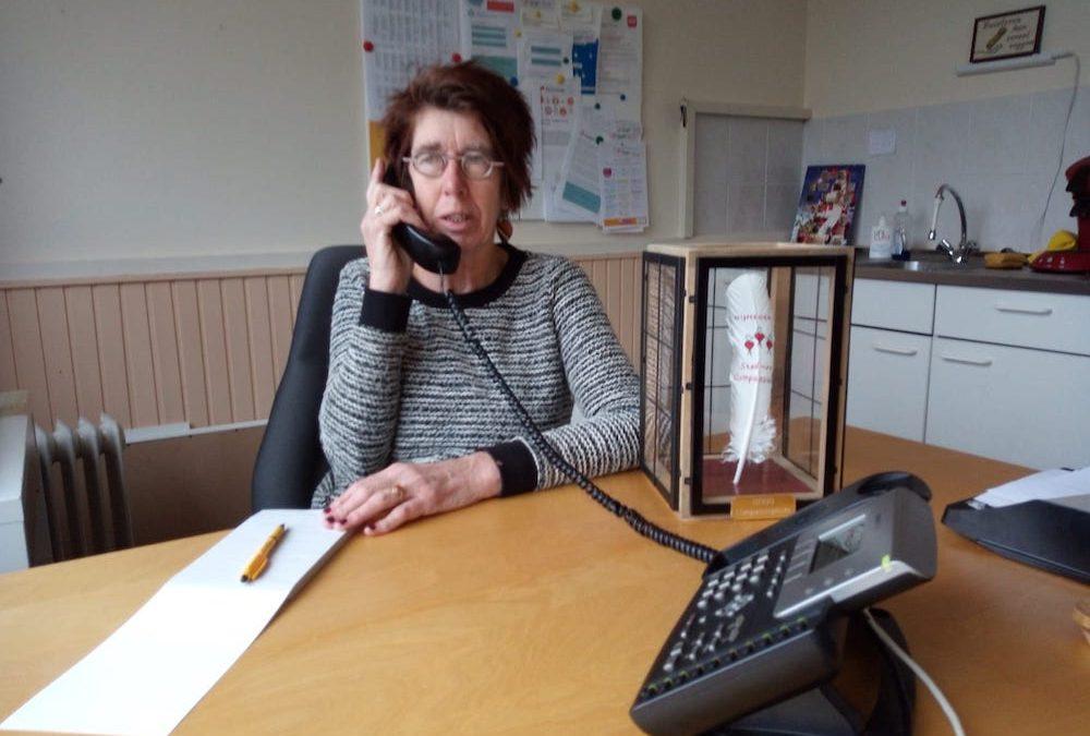 Interview met Ellen Lankhorst over compassie en de luisterlijn